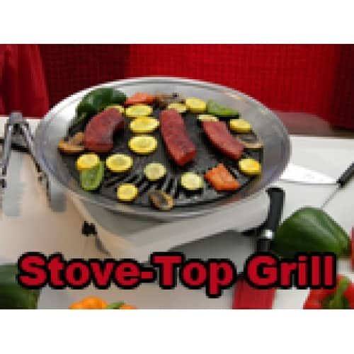 Stove-Top Grill