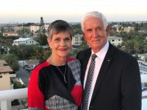 David and Donna Harmon
